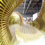 Взгляд на выставочную экспозицию изнутри
