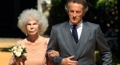 Одна из самых богатых испанок выходит замуж