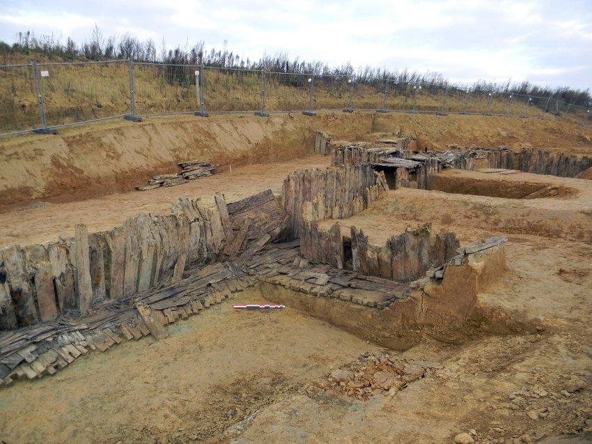 Археологические раскопки 125-ти метрового туннеля будут проводиться до конца ноября