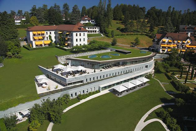 Clinique La Prairie в Швейцарии