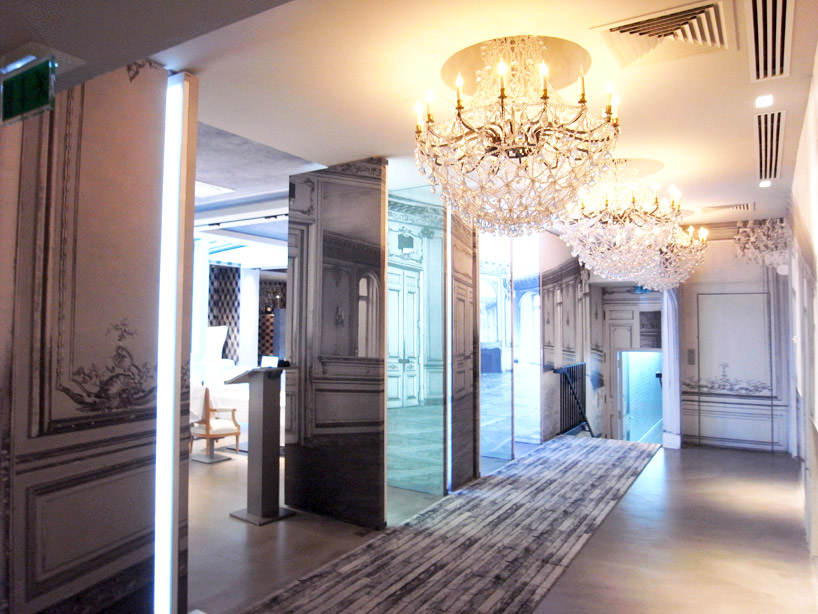 """Отель """"La Maison Champs-Elysees"""" от французского Дома Моды """"Maison Martin Margiela"""""""