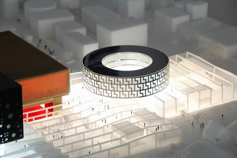 Проект Музея, представленный на конкурс