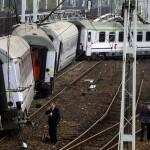 Пассажирский поезд сошел с рельсов в Польше