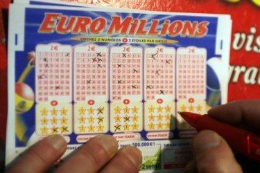 "Лотерея ""Евро Миллионы"""