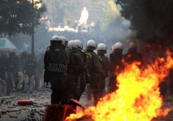 Беспорядки в Европе будут продолжаться