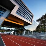 Академия Эвелины Грейс - здание-победитель Премии Стирлинга