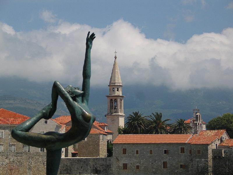 Будва – жемчужина Черногории
