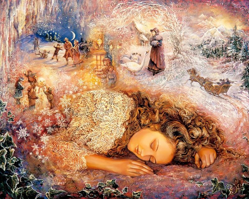 Если сниться видеть как кто рисует