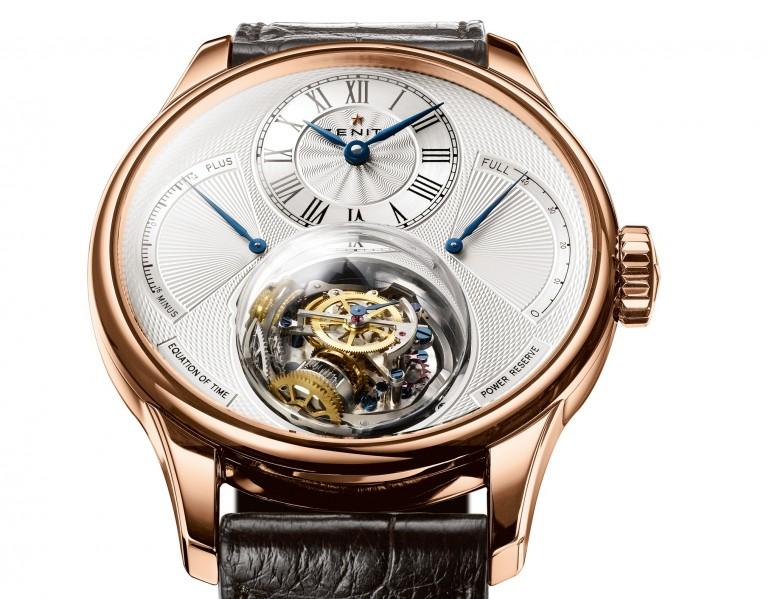 Лучшие Сложные часы - Zenit, 240 000 долларов и торжество инновации
