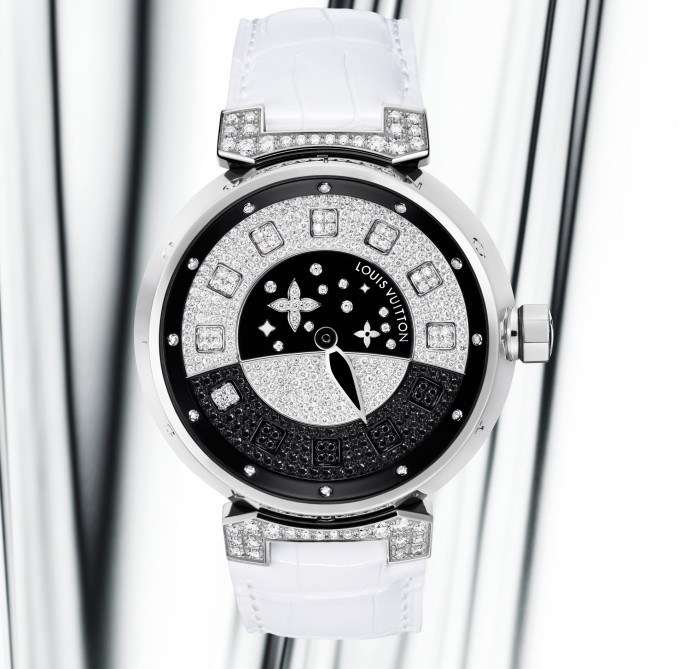 Louis_Vuitton_TambourSpinTimeFemme - женские часы