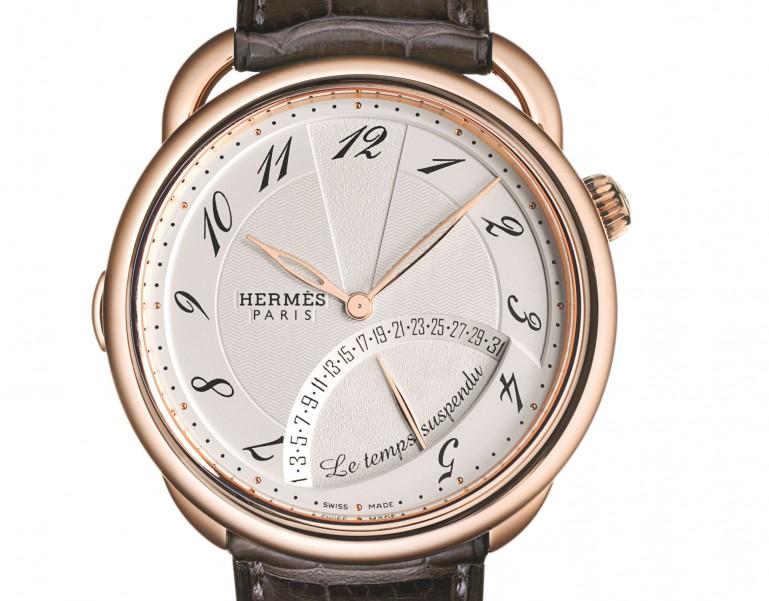 """Останавливающееся время от Herma ° С """"Arceau Le Temps suspendu"""