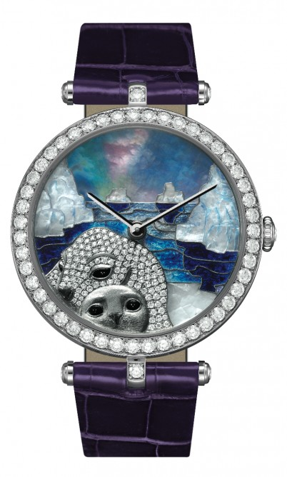Женские часы Van Cleef Arpels & 'Arpels