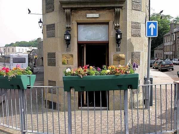 Ebenezer Place - самая короткая улица