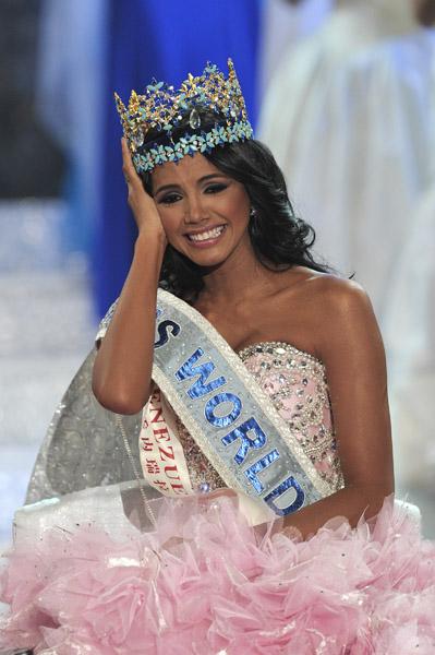 Венесуэла побила рекорд мира по самым красивым девушкам планеты