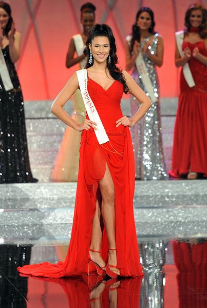 Второе место - Мисс Филиппины