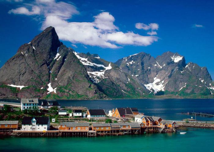 Норвегия сегодня
