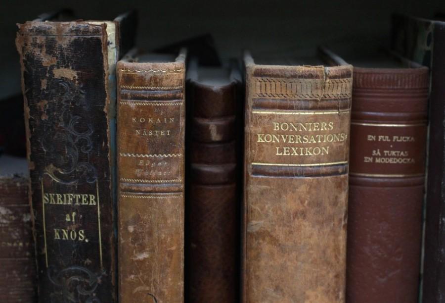 Книги из библиотеки Школы