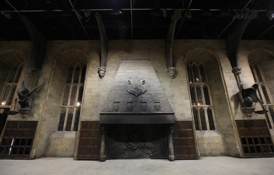 Камин в Главном Зале
