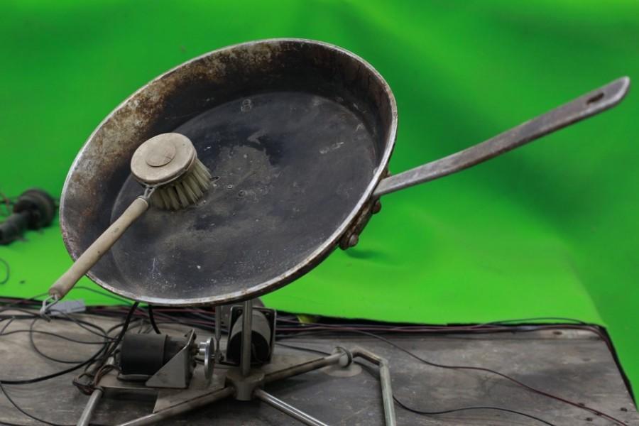 Самоочищающаяся сковорода
