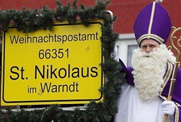 Св. Николаус уже готов получать письма