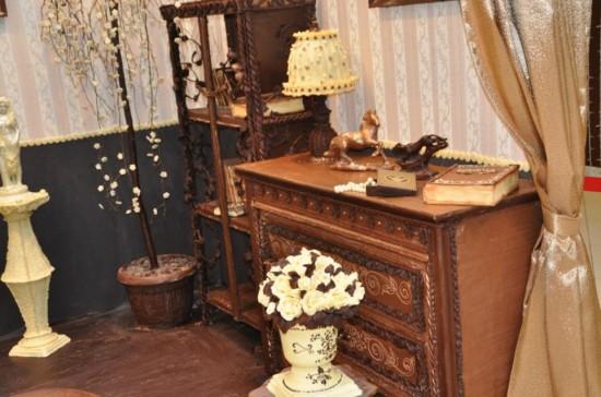 Шоколадная комната из Калининграда