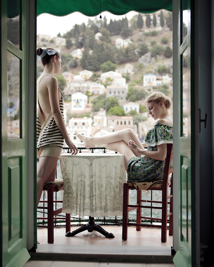 Красота, вдохновленная кино от Cihan Alpgiray