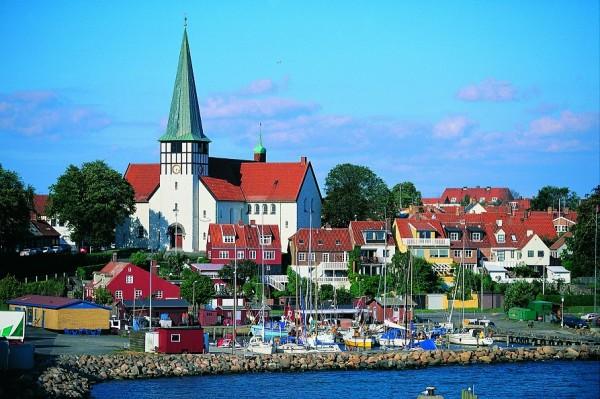 Дания сегодня