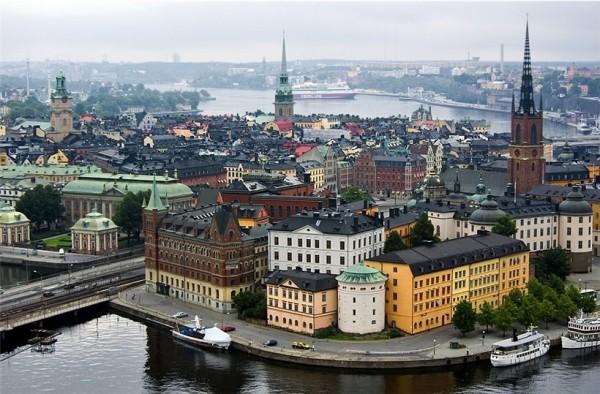 Швеция сегодня