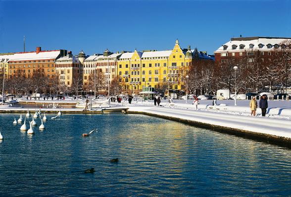 Финляндия сегодня