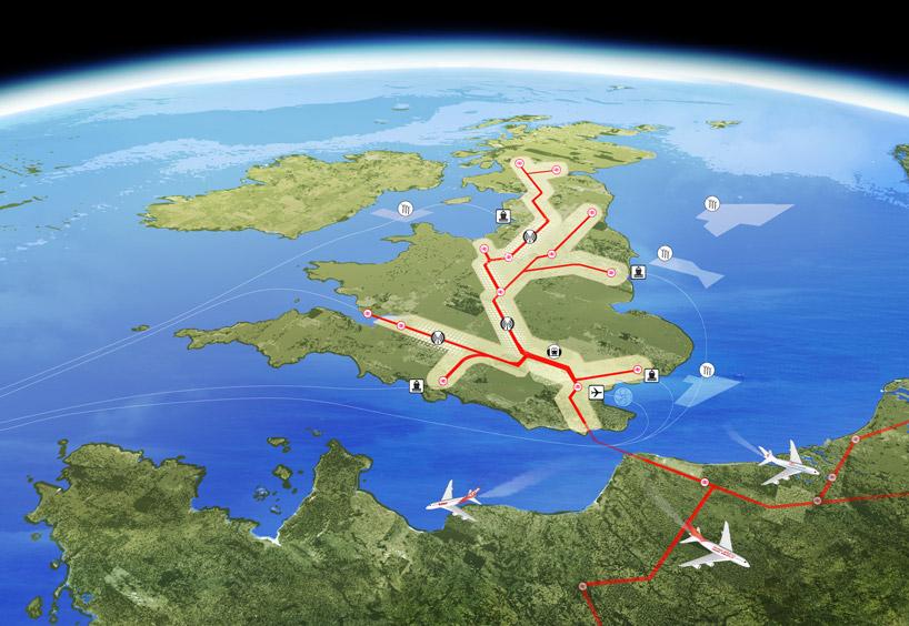 Всеобщая транспортно-логистическая сеть Великобритании