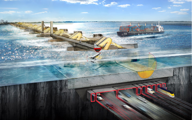 Приливные электростанции на Темзе
