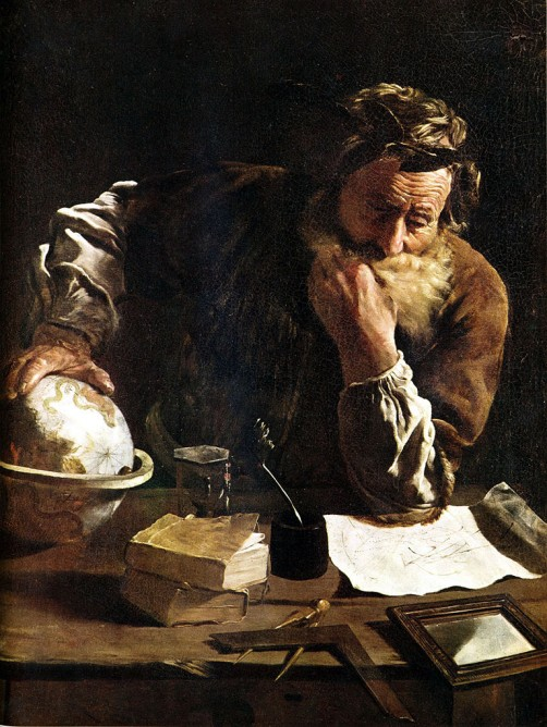 Великий математик - Архимед