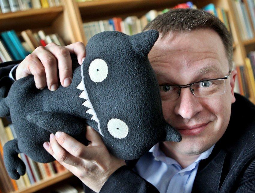 Матиас Бурхардт из Кельнского Университета имеет профессию Монстролога