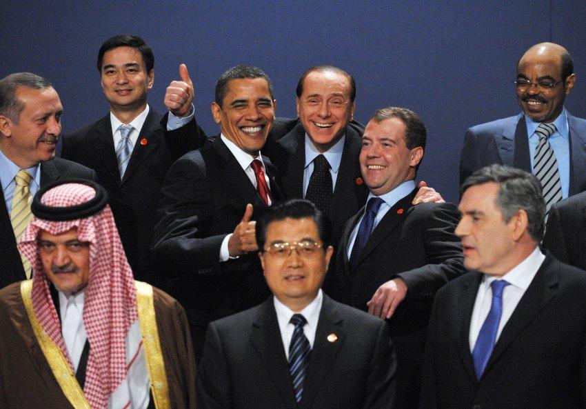 В апреле 2009 года они все друзья