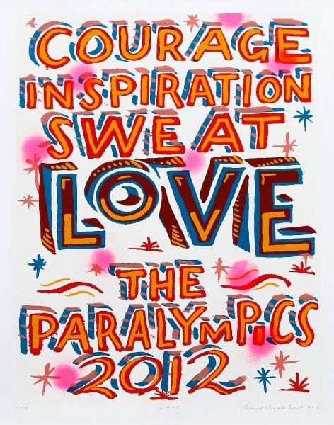 Плакат Боба и Роберта Смитов, Любовь