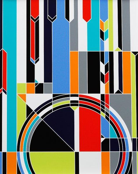 Плакат Сары Моррис, Big Ben 2012
