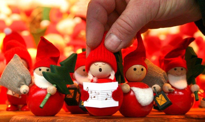 Украшение для Рождества в Гамбурге