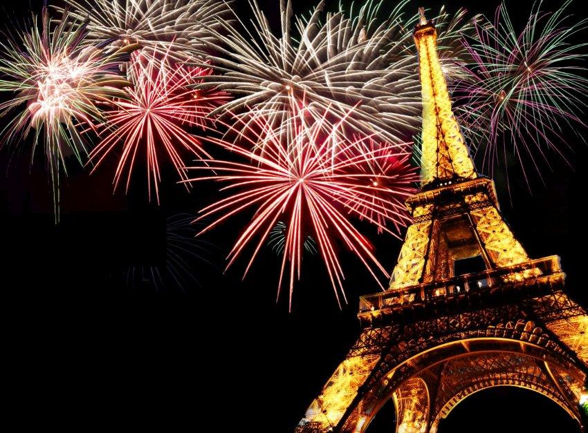Встрече французского нового года