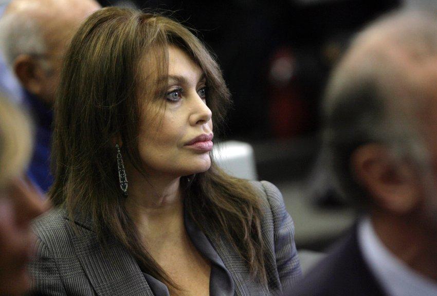 Вторая жена Берлускони Вероника Ларио актриса ушла от него из-за постоянных измен с молоденькими девушками