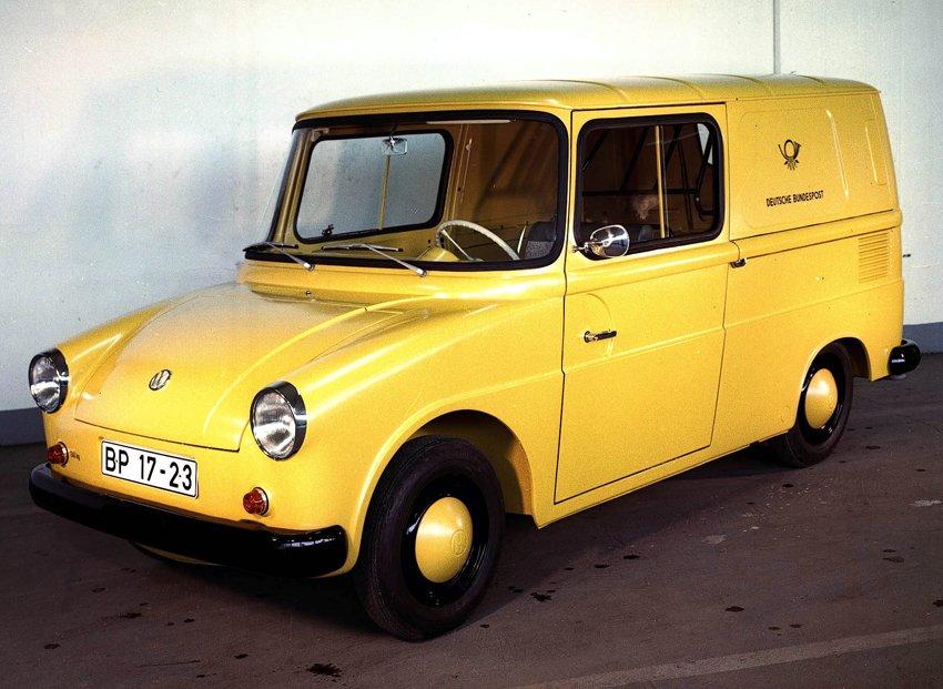 Прототип Volkswagen Фридолин