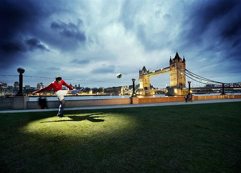 Олимпийцы 2012 презентуют Англию