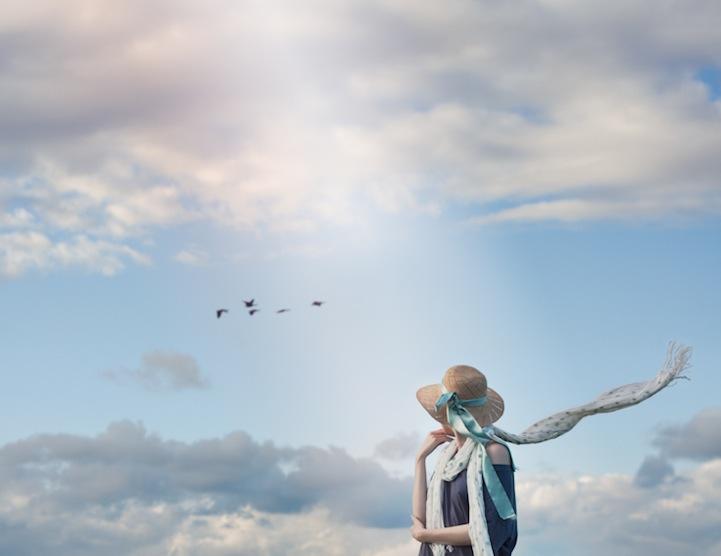 Любопытный ветер от Хлои и Луки