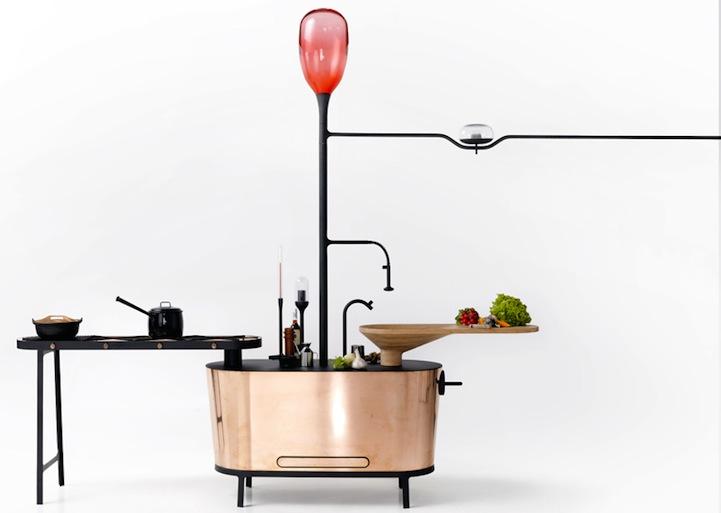 Кухонный остров от Philips