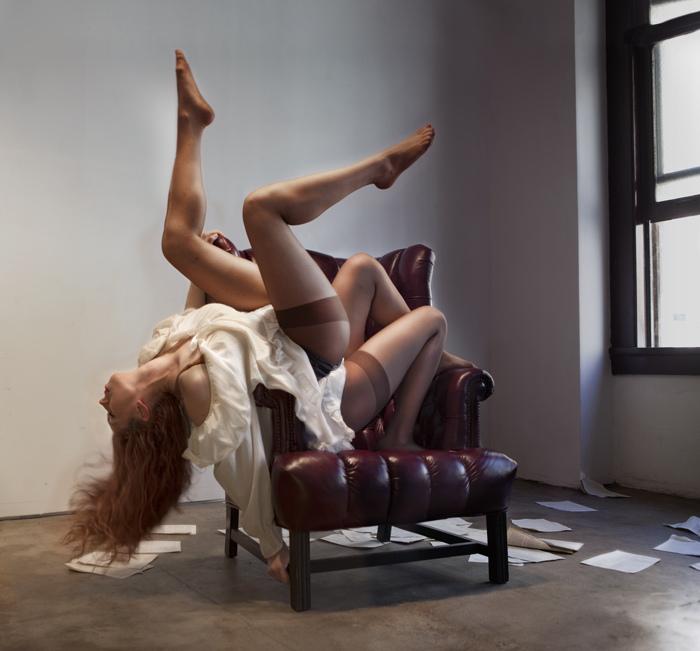 Абстракция, фотограф моды Miss Aniela из Великобритании
