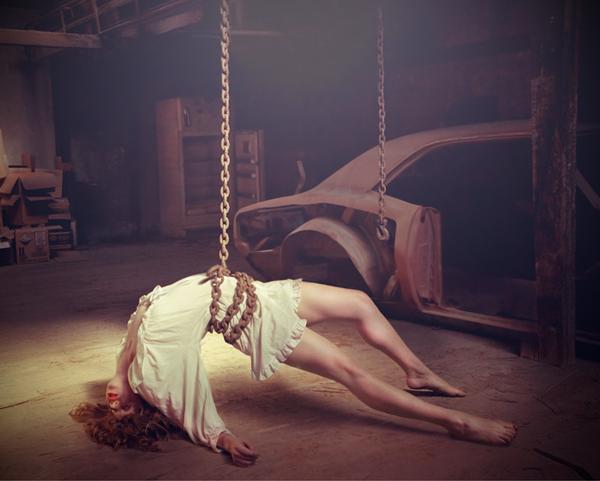Ремонт тела, фотограф моды Miss Aniela из Великобритании