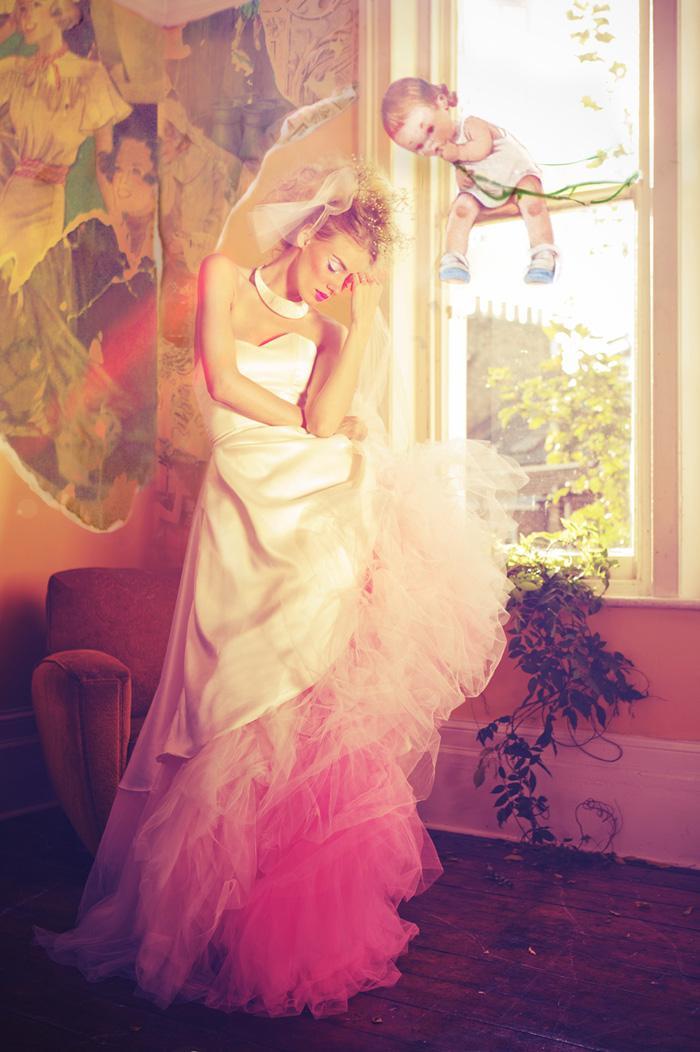 Омоложение, фотограф моды Miss Aniela из Великобритании
