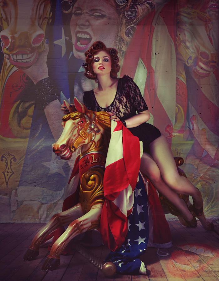 Картечь, фотограф моды Miss Aniela из Великобритании