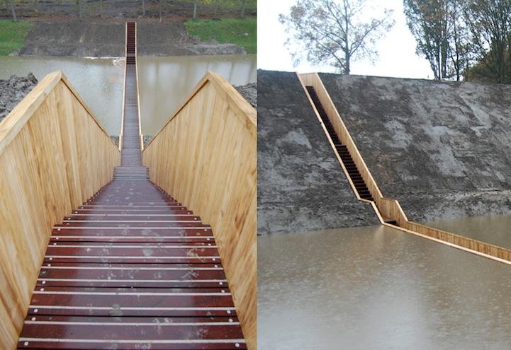 Мост Моисея в Нидерланлах