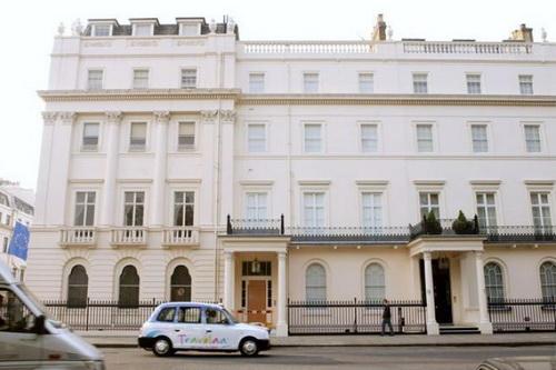 Особняк Дерипаски в Лондоне