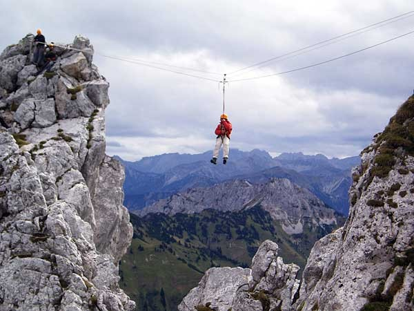 Курс обучения можно пройти и в горах